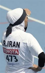 image from Many Muslim Athletes to Fast After London Olympics article